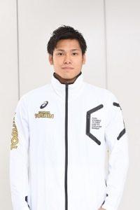 中村克が岡副麻希の彼氏だった。プロフィール・経歴・競泳の実力
